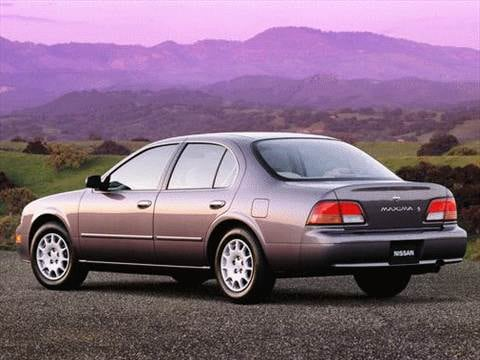1998 nissan maxima pricing ratings reviews kelley. Black Bedroom Furniture Sets. Home Design Ideas