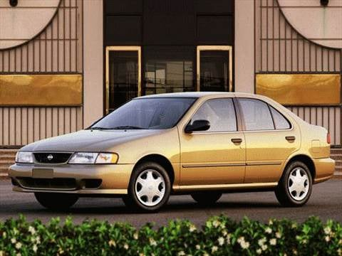 1998 Nissan Sentra XE Sedan 4D  photo