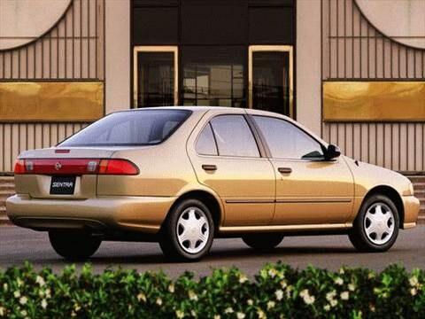 Nissan sentra 1998
