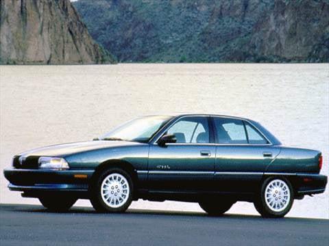 1998 oldsmobile achieva specs