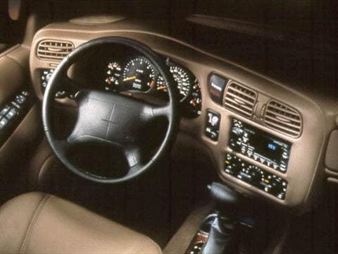 1998 oldsmobile bravada Interior