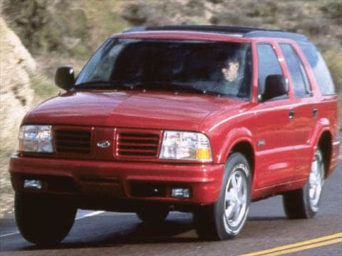 1998 oldsmobile bravada pricing ratings reviews. Black Bedroom Furniture Sets. Home Design Ideas