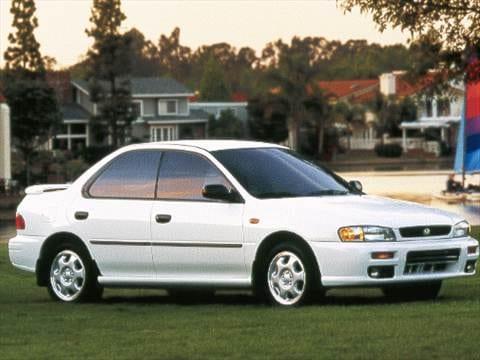 1998 subaru impreza pricing ratings reviews kelley blue book rh kbb com 2000 Subaru Impreza RS Mazda RX-7
