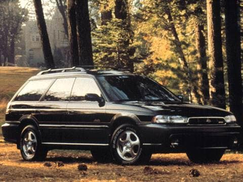 1998 Subaru Legacy Brighton Wagon 4D  photo
