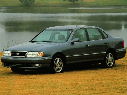 1998 Toyota Avalon Pricing Ratings Amp Reviews Kelley