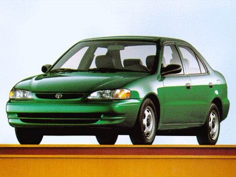1998 Toyota Corolla VE Sedan 4D  photo