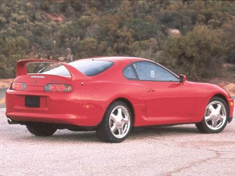 1998 toyota supra turbo hatchback coupe 2d pictures and videos kelley blue book. Black Bedroom Furniture Sets. Home Design Ideas