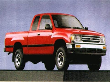 1998 toyota t100 xtracab pricing ratings reviews. Black Bedroom Furniture Sets. Home Design Ideas