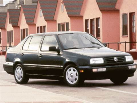 1998 Volkswagen Jetta GL Sedan 4D  photo