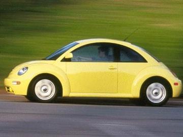 1998 Volkswagen New Beetle Exterior
