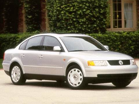 1998 Volkswagen Passat GLS Sedan 4D  photo