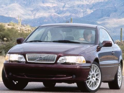 1998 Volvo C70 Coupe 2D  photo