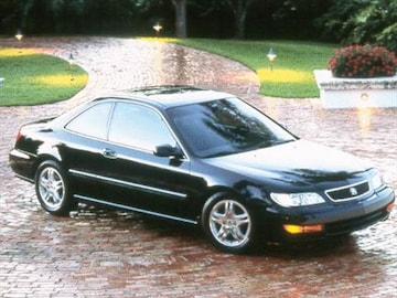 1999 acura cl pricing ratings reviews kelley blue book. Black Bedroom Furniture Sets. Home Design Ideas