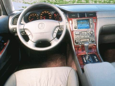 Acura Rl Dashboard Acrlint