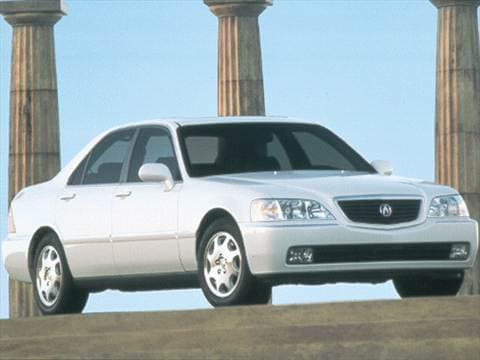 Acura RL Pricing Ratings Reviews Kelley Blue Book - Used acura rl