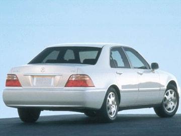1999 Acura Rl Exterior