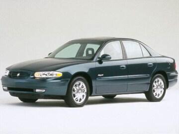 1999 Buick Regal Exterior