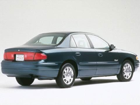 1999 buick regal pricing ratings reviews kelley blue book rh kbb com 1990 Buick Regal 1999 Buick Park Avenue