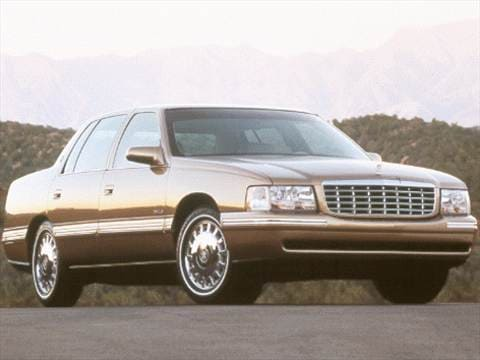 Cadillac Deville Frontside Cadev on 2000 Cadillac Deville Concours