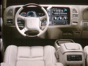 1999 Cadillac Escalade | Pricing, Ratings & Reviews ...