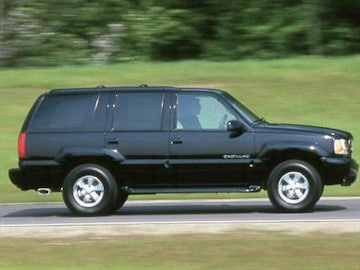 1999 cadillac escalade pricing ratings reviews. Black Bedroom Furniture Sets. Home Design Ideas