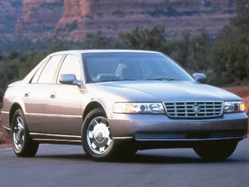 1999 Cadillac Seville Pricing Ratings Amp Reviews