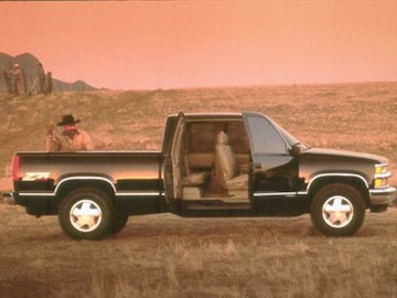 1999 Chevrolet 1500 Extended Cab Pricing Ratings