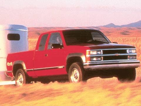 1999 chevrolet 2500 hd extended cab Exterior