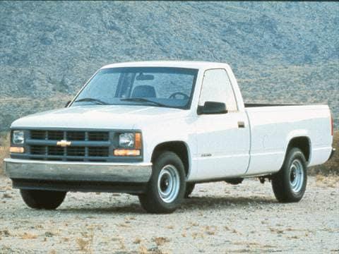 1999 Chevrolet 2500 Hd Regular Cab