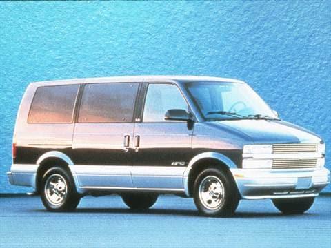 1999 Chevrolet Astro Penger