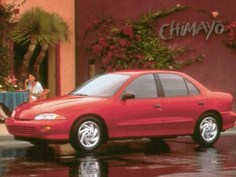 1999 chevrolet cavalier pricing ratings reviews. Black Bedroom Furniture Sets. Home Design Ideas