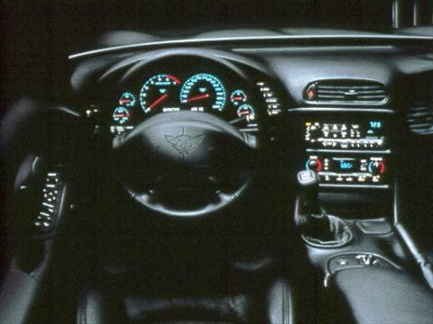 1999 chevrolet corvette Interior