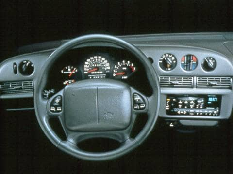 1999 chevrolet lumina Interior