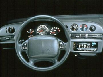 1999 Chevrolet Lumina Exterior Interior
