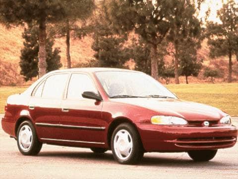 1999 chevrolet prizm | pricing, ratings & reviews | kelley