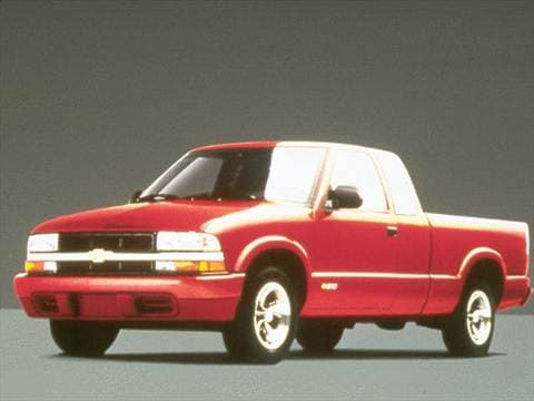 1999 chevrolet s10 extended cab Exterior