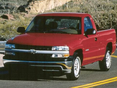 1999 Chevrolet Silverado 1500 Regular Cab Short Bed  photo