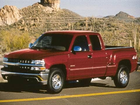 1999 Chevrolet Silverado 2500 HD Extended Cab Long Bed  photo