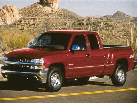 1999 Chevrolet Silverado 2500 Hd Extended Cab