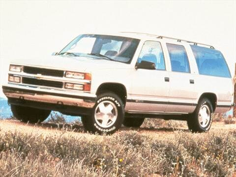 1999 chevrolet suburban 1500 sport utility pictures and. Black Bedroom Furniture Sets. Home Design Ideas