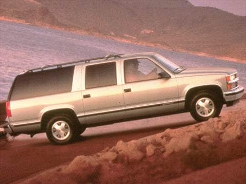 1999 Chevrolet Suburban 1500 Sport Utility Pictures and ...