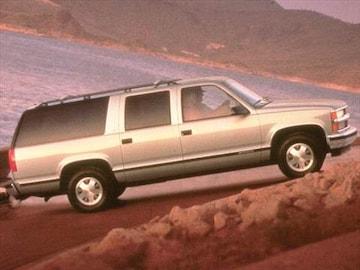 1999 Chevrolet Suburban 1500 | Pricing, Ratings & Reviews ...