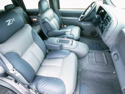 1999 chevrolet tahoe Interior