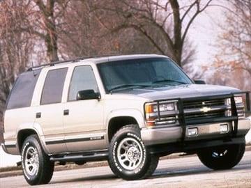1999 Chevrolet Tahoe | Pricing, Ratings & Reviews | Kelley ...