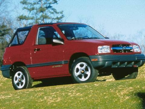 1999 chevy tracker soft top