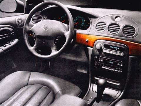 1999 chrysler 300 Interior