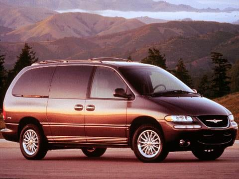 1999 Chrysler Town Country