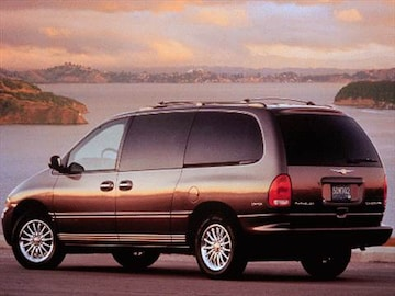 1999 Chrysler Town Country Exterior