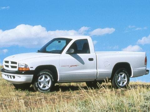 1999 dodge dakota regular cab Exterior
