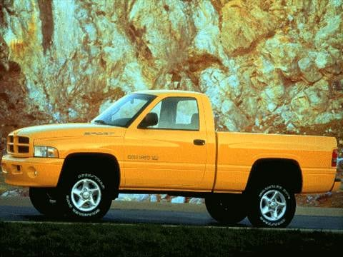 1999 dodge ram 3500 regular cab Exterior